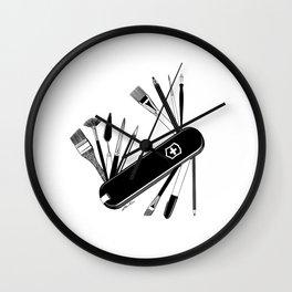 Art Almighty Wall Clock