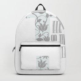 Christian Easter Gifts Backpack