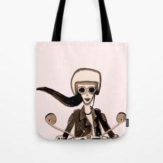 Cool Girl Tote Bag