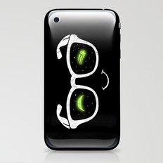 NERD NIGHT iPhone & iPod Skin