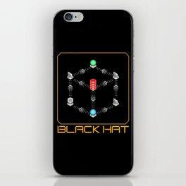 Deus Ex - Black Hat iPhone Skin