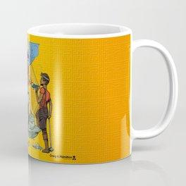 Hathor - Ancient Egyptian Goddess of Fertility Coffee Mug