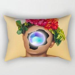 Into the Core Rectangular Pillow