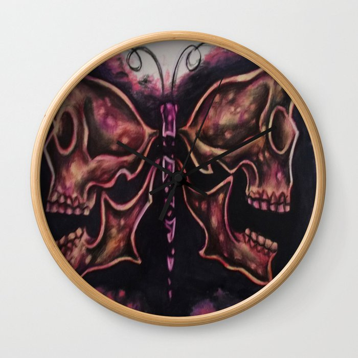 Jaded Art Wall Clock