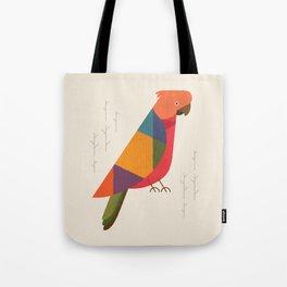 Australian King Parrot Tote Bag