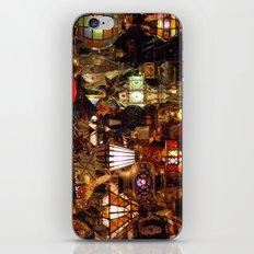 The light Shop Marrakesh iPhone & iPod Skin