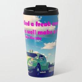 Called A Freak Travel Mug