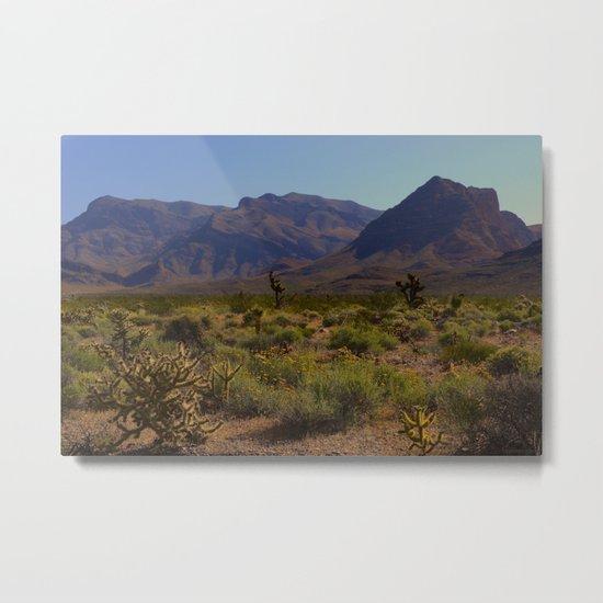 Painted Desert - IV Metal Print