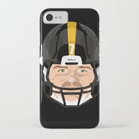 steelers iPhone & iPod Cases featuring Faces- Pittsburgh by IllSports