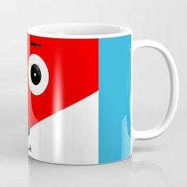 Zowie, the Fox Coffee Mug