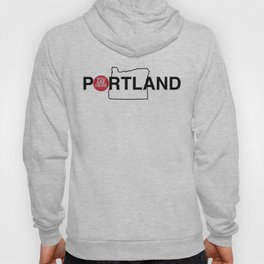You Are Here -- Portland Hoody