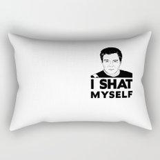 I Shat Myself Rectangular Pillow