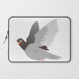 Funny Cartoon Pigeon Laptop Sleeve