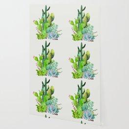 Cactus Garden II Wallpaper