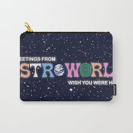 ASTROWORLD TRAVIS SCOT Carry-All Pouch