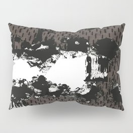 Dazed and Abstract  Pillow Sham
