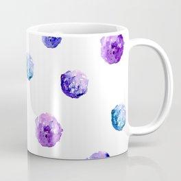 Watercolor meteorites seamless pattern Coffee Mug