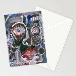 Leftover Stationery Cards