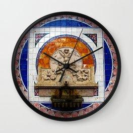 # 342 Wall Clock