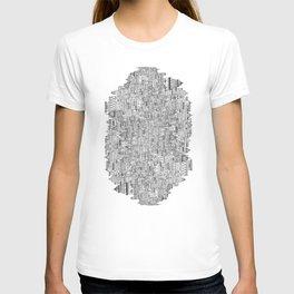 The Long Town  T-shirt