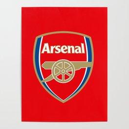 ArsenalLOGO Poster