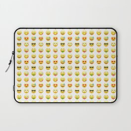 Emoji pattern Laptop Sleeve