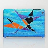 ninja iPad Cases featuring Ninja by takingachancexo