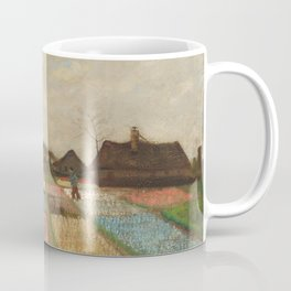 Bulb Fields by Vincent van Gogh Coffee Mug