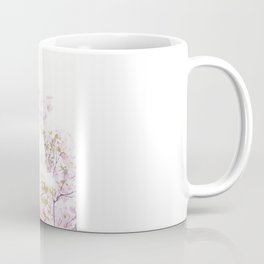 Cherry Blossoms in the South End, Springtime in Boston  Coffee Mug