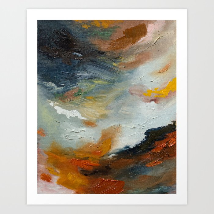 Sunrise in my Soul [1] Kunstdrucke