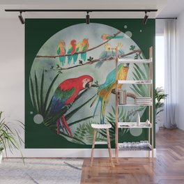 Papageno Wall Mural