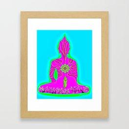 Morphing 2 Framed Art Print