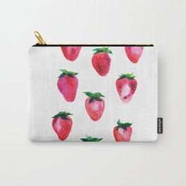Strawberries Tasche