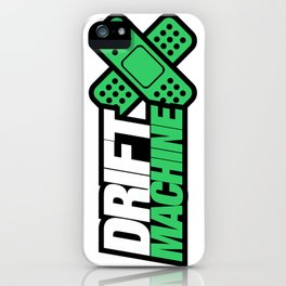 Drift Machine v5 HQvector iPhone Case