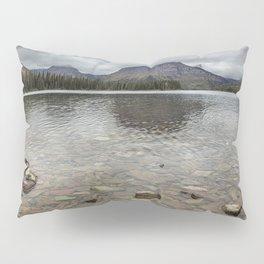 Two Medicine Lake - Glacier NP Pillow Sham
