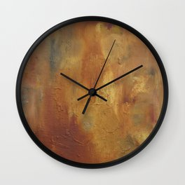 Apollo Wall Clock