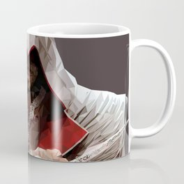 Ezio Auditore - Assassin's Creed low-poly art Coffee Mug