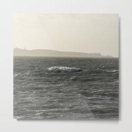Distance To Groix Metal Print