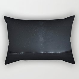 Towards Boulder City Rectangular Pillow