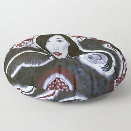 Divine Feminine Floor Pillow