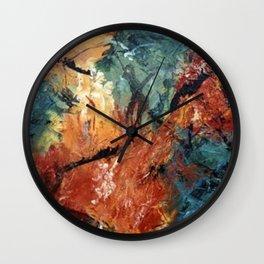 Pergatory Wall Clock