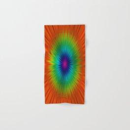 Burst of Colour Hand & Bath Towel