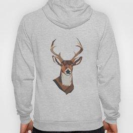 Deer- Blue Hoody