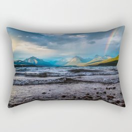 One Moment in Time Rectangular Pillow