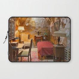 Al Capone's Luxurious Prison Cell Laptop Sleeve