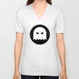 Halloween Ghost Ideology Unisex V-Neck