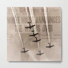 War Art 2 Metal Print