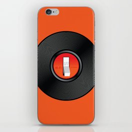 Off the Record iPhone Skin