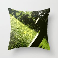 Deep Thoughts Throw Pillow
