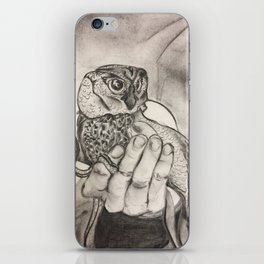 Little Drowl iPhone Skin